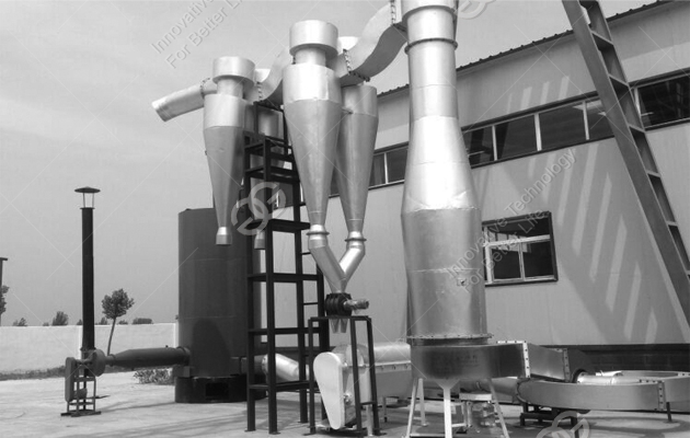 Air Flow Starch and Flour Drying Machine Price