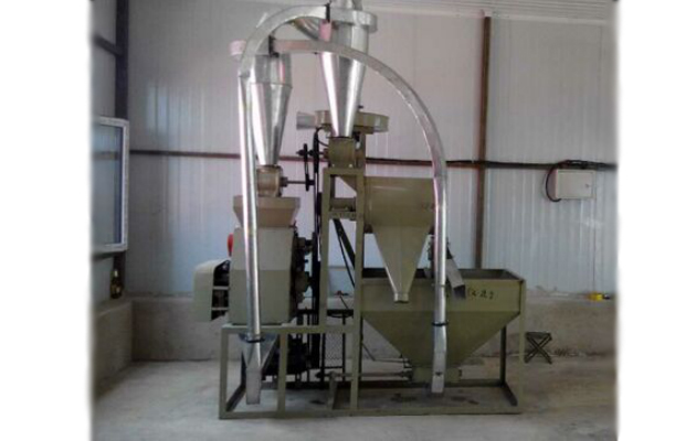 Corn Flour Machine|Maize Flour Mill Machine
