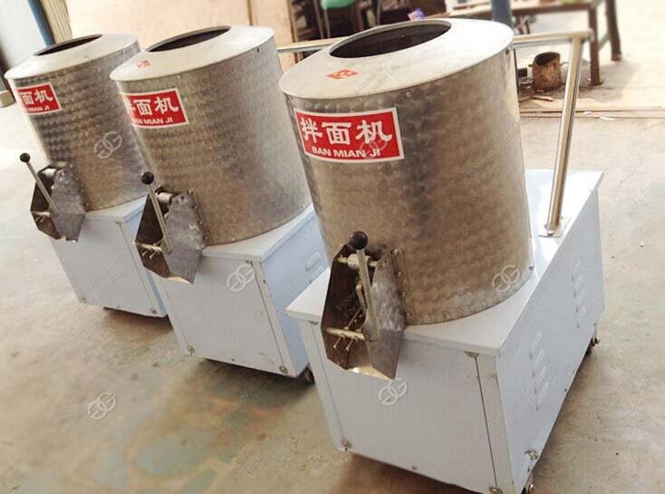 dough mixer machine for paste factory