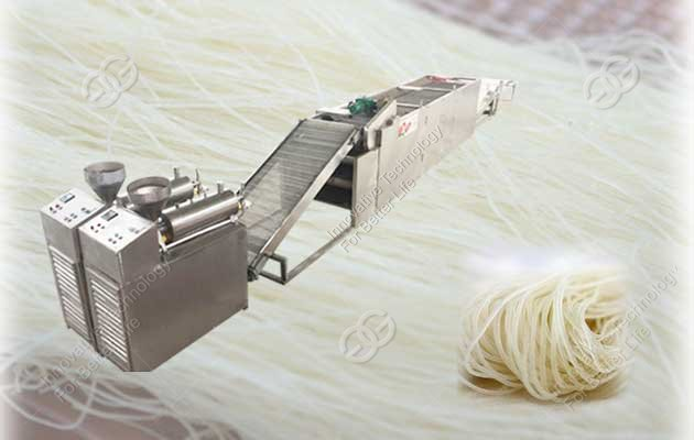 Starch Noodle Making Machine|Starch Vermicelli Machine Manufacturer