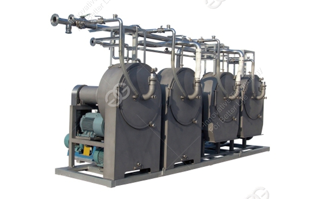 Cassava Starch Centrifugal Sieves