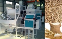 Wheat Flour Milling Machine Manufacturer | Wheat Flour Making Machine