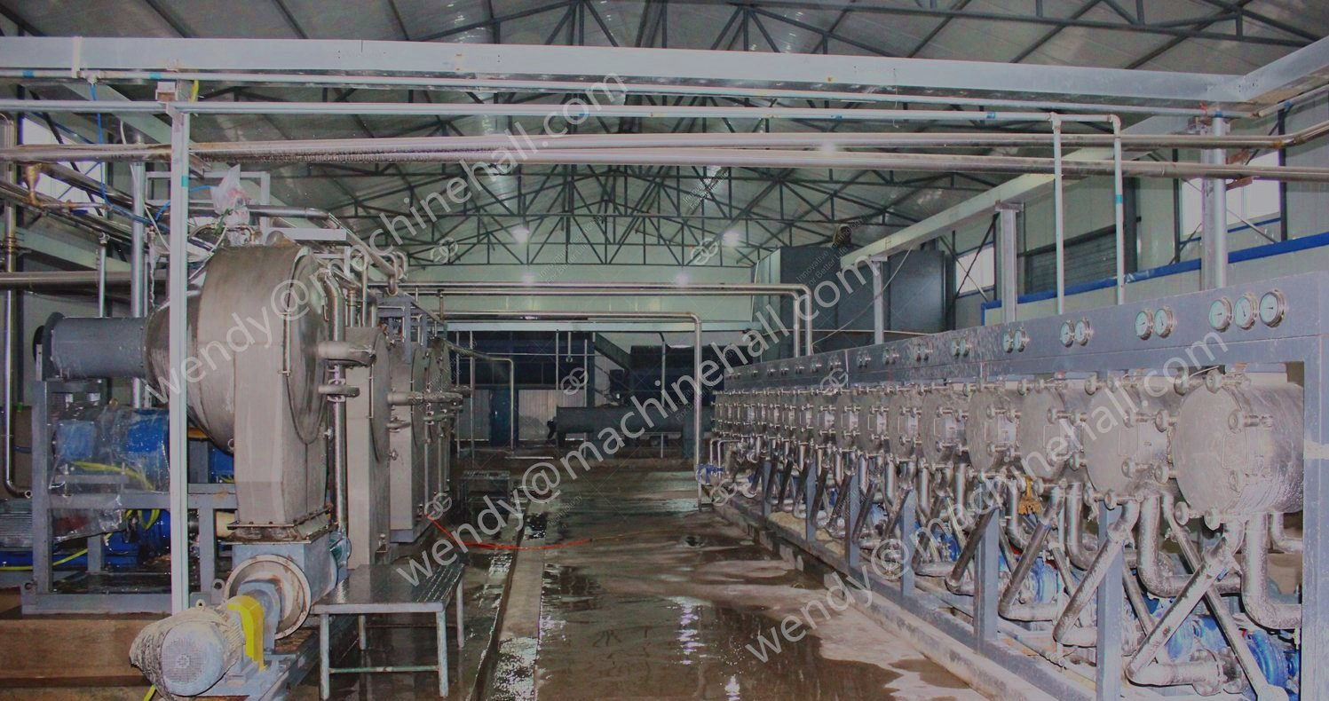 cassava starch processing plant are sold to zambian