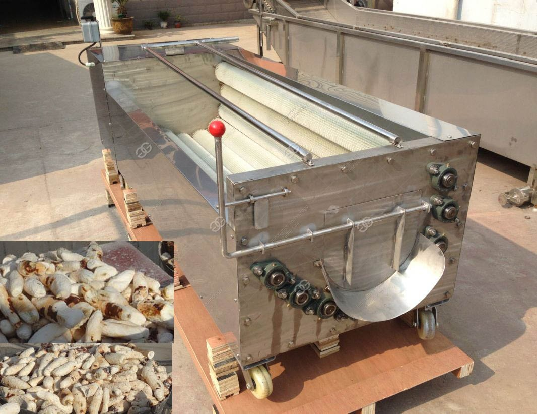 ce approval cassava washing and peeling machine for sale china
