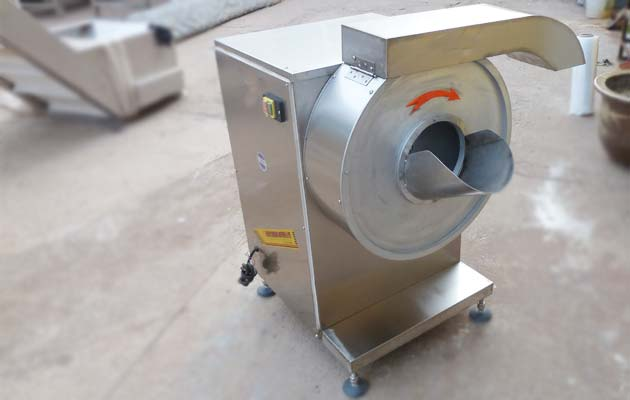 yam chips cutting machine