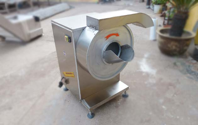 yam cutting machine