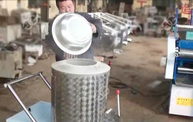 dough mixer machine cost china