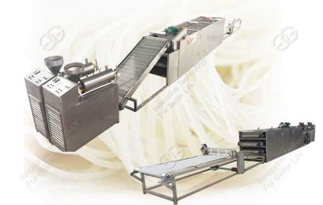 Starch Vermicelli noodle making Machine