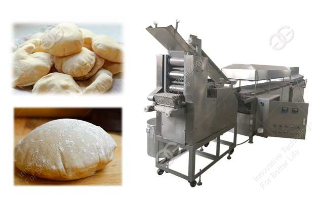 pita bread making machine price